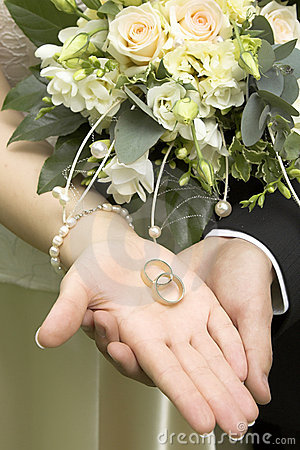 Free Wedding Ring Royalty Free Stock Photography - 2479727