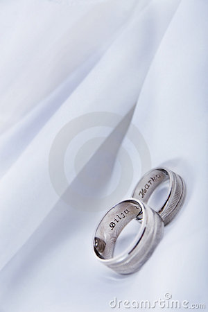 Wedding Rings Stock Photography - Image: 11385062