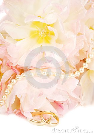 Wedding Rings Stock Photo - Image: 14346730
