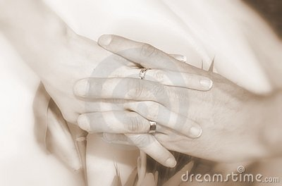 Wedding rings - husband and wife 2
