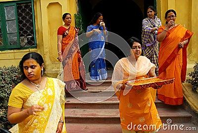 Wedding Rituals In India Editorial Stock Image