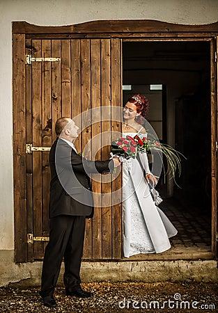 Free Wedding Scene Stock Photos - 32826323