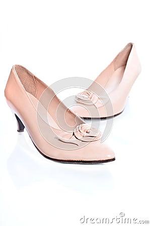 Free Wedding Shoes Royalty Free Stock Photos - 1945468