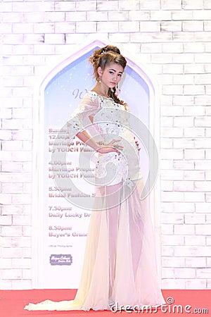 Wedding show at Suntec City Singapore Editorial Image