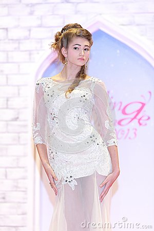 Wedding show at Suntec City Singapore Editorial Photo