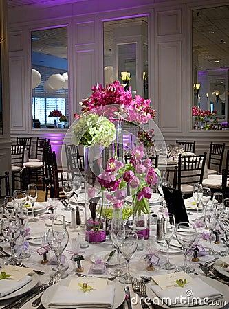 Free Wedding Table Royalty Free Stock Photo - 14636845