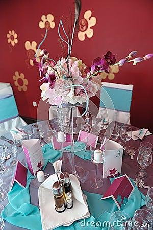 Free Wedding Table Royalty Free Stock Image - 15262046