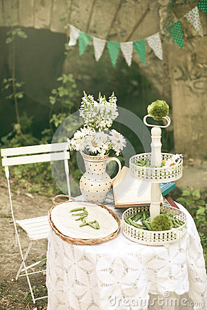 Free Wedding Table Royalty Free Stock Image - 25641536