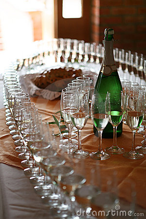 Free Wedding Table Royalty Free Stock Photos - 2683608