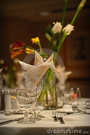 Free Wedding Table Royalty Free Stock Images - 2785039