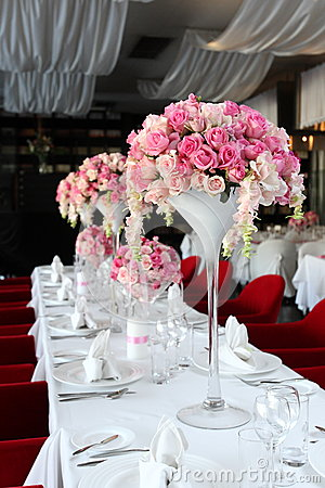Free Wedding Table Stock Images - 28934614
