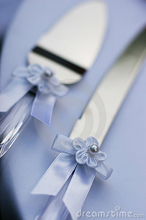 Wedding utensils