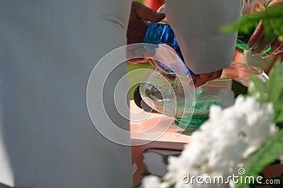 Wedding Water Mix