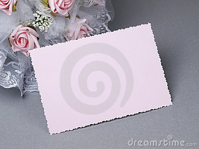 Weddings accessorie   on a card