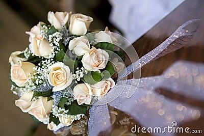 Weddings bouquet for bride