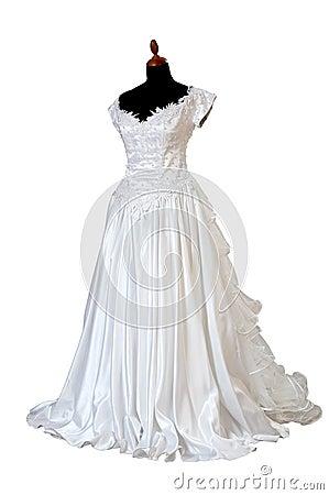 Free Weddings Dress Stock Photography - 1596872