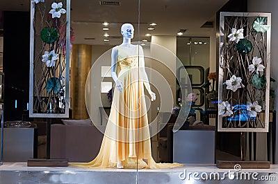 Weddings dress store