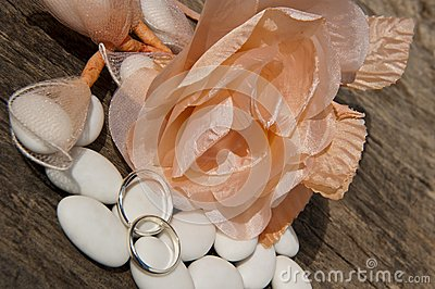 Weeding Favors  and wedding rings