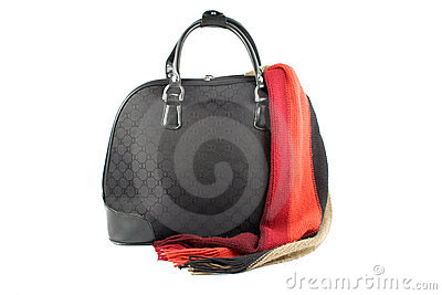 Weekend getaway bag