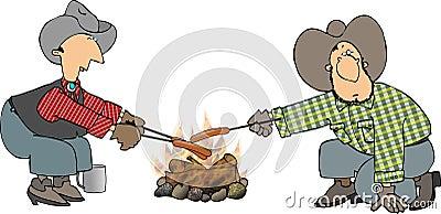 Weeny roast
