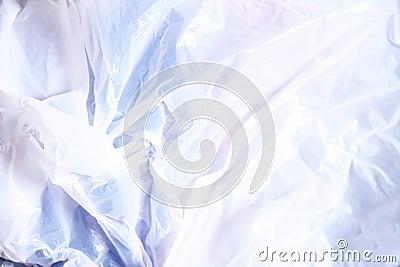 Weiße Folie