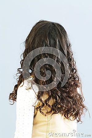 Weiblicher Haarschnitt