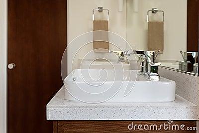 Weißes Badezimmer, Wanne Stockfoto - Bild: 40015783 Badezimmer Wanne
