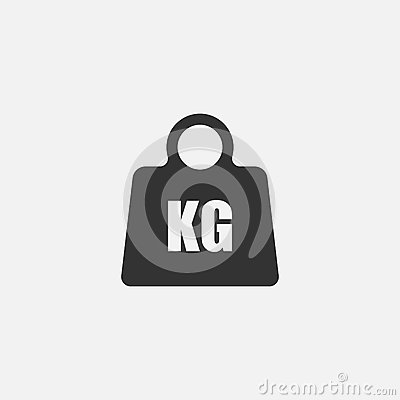 Free Weight Icon. Royalty Free Stock Images - 91848189