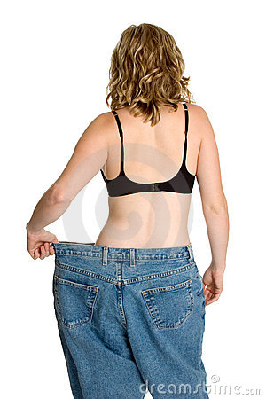 Free Weight Loss Royalty Free Stock Images - 3271519