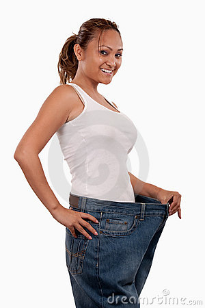 Free Weight Loss Royalty Free Stock Images - 8890059