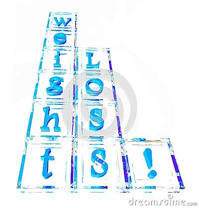 Weight loss block