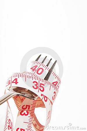 Free Weight Loss Concept Royalty Free Stock Photo - 3836765