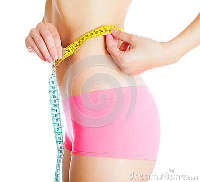 Free Weight Loss Concept. Royalty Free Stock Image - 44313586