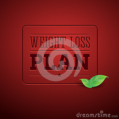 Weight loss plan diet