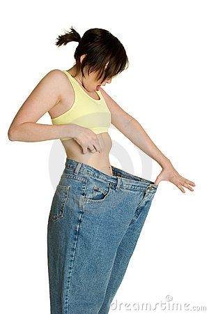 Free Weight Loss Success Stock Images - 4101184
