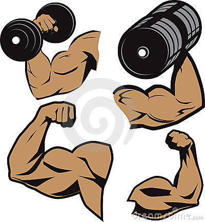 Weightlifter Arms