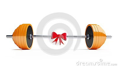 Weightlifting gift