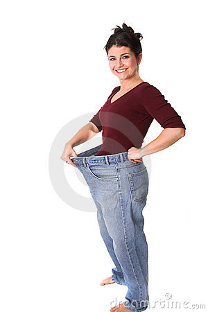 Free Weightloss Royalty Free Stock Photography - 2123637
