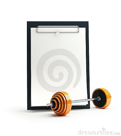 Weights form