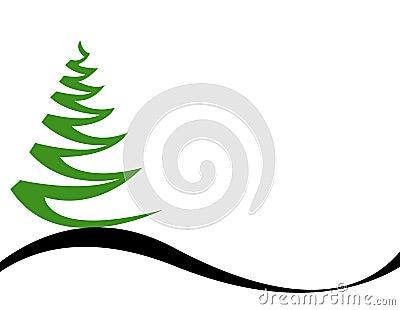 Weihnachtsbaum vektor lizenzfreie stockfotografie bild 6510007 - Weihnachtsbaum vektor ...
