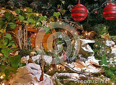 WeihnachtsGeburt Christi 2