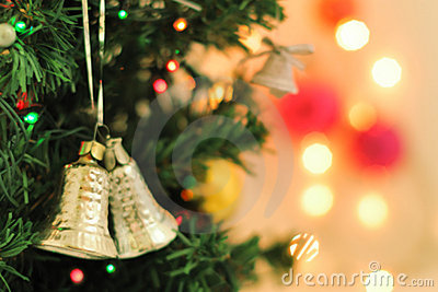 weihnachtsglocken lizenzfreies stockbild bild 11900476. Black Bedroom Furniture Sets. Home Design Ideas