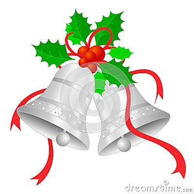 weihnachtsglocken stockfotos bild 21102743. Black Bedroom Furniture Sets. Home Design Ideas