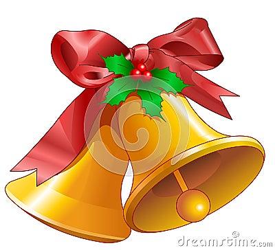 weihnachtsglocken stockbilder bild 6949724. Black Bedroom Furniture Sets. Home Design Ideas