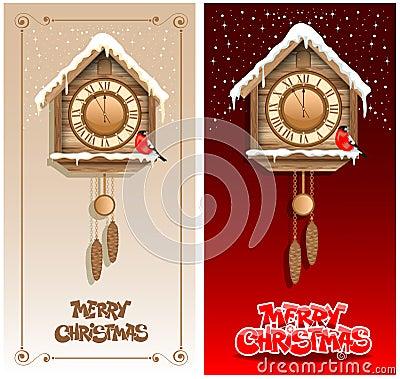 Weihnachtshintergründe