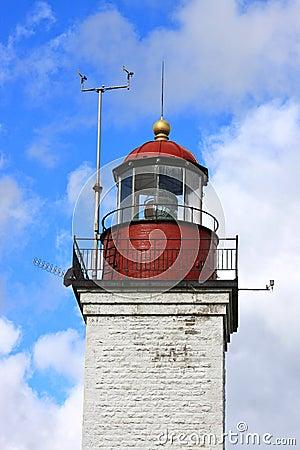 Weinlese-Leuchtturm-Laterne