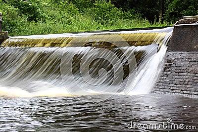 Weir Royalty Free Stock Photos  Image  25537228