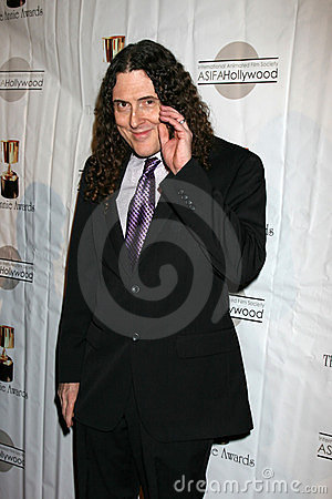 Weird Al Yankovic,  Editorial Stock Image