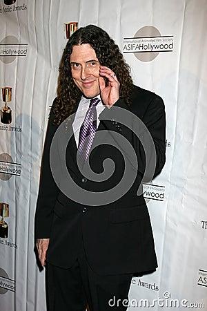 Weird Al Yankovic,  Editorial Stock Image