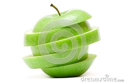 Weird Green Apple